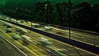 Free Traffic Time Lapse Stock Video in HD