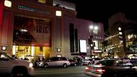 Hollywood Dolby Theater Nacht