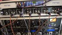 Eq preamp studio music