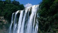 Waterval Animatie Stock Video