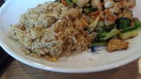 Asiatischen Dish