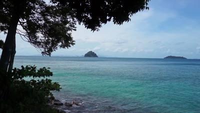 Thailand Sea Stock Video