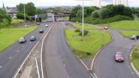 Glasgow trafik