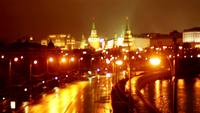 Moscow Red Square Stock Footage