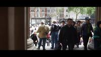 Het Britse Museum HD Stock Video