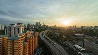 Kuala Lumpur Time-lapse HD Stock Video