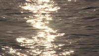 Sparkling Ocean Waves HD Stock Footage