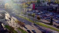 Street Time Lapse Gratis Stock Footage