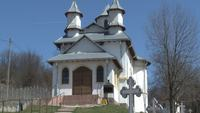 Romanian Orthodox Church Imagen de stock