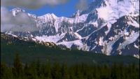 Wrangell St. Elias nationalpark HD-filmklipp