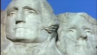 Mount Rushmore National Memorial Video Stock Gratis