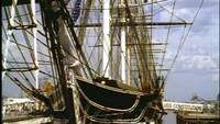 USS Constitution gratis video