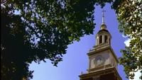 Independence Hall Kostenloses Stock Footage