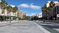 Spanish City Street HD Stock Video