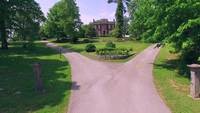 Old Historic Home Kostenlose HD Stock Footage