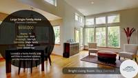 Modern Gray Circular Real Estate Presentation After Effects Template