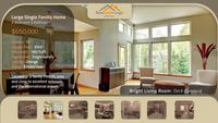 Neutrale Taupe Real Estate Presentatie After Effects Template