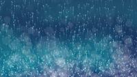 Djupblå partikelflöde upp