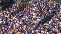 Crowd at a Baseball Game 4K