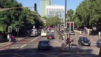 Conduire à travers les rues de Londres Time Lapse 720p