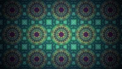 Cosmic Kaleidoscope 4K Motion Background Loop