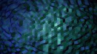Gedämpfte Geometrie 4K Bewegungshintergrundschlaufe