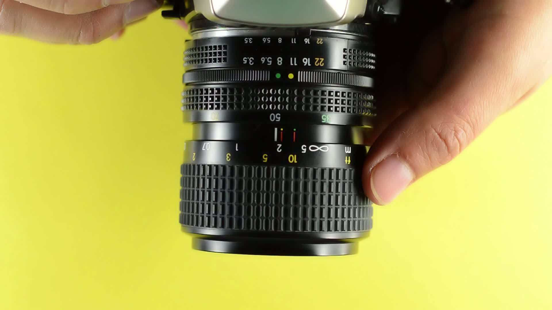 Camera Lens Focus Free Hd Video Clips Stock Footage At And Circuit Board Digital Photography Concept Videezy