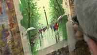 freie städtische Kunst
