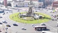 Transit Plaza Spanien