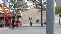 Buss turistiska Glòries