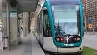 Stop tram glòries