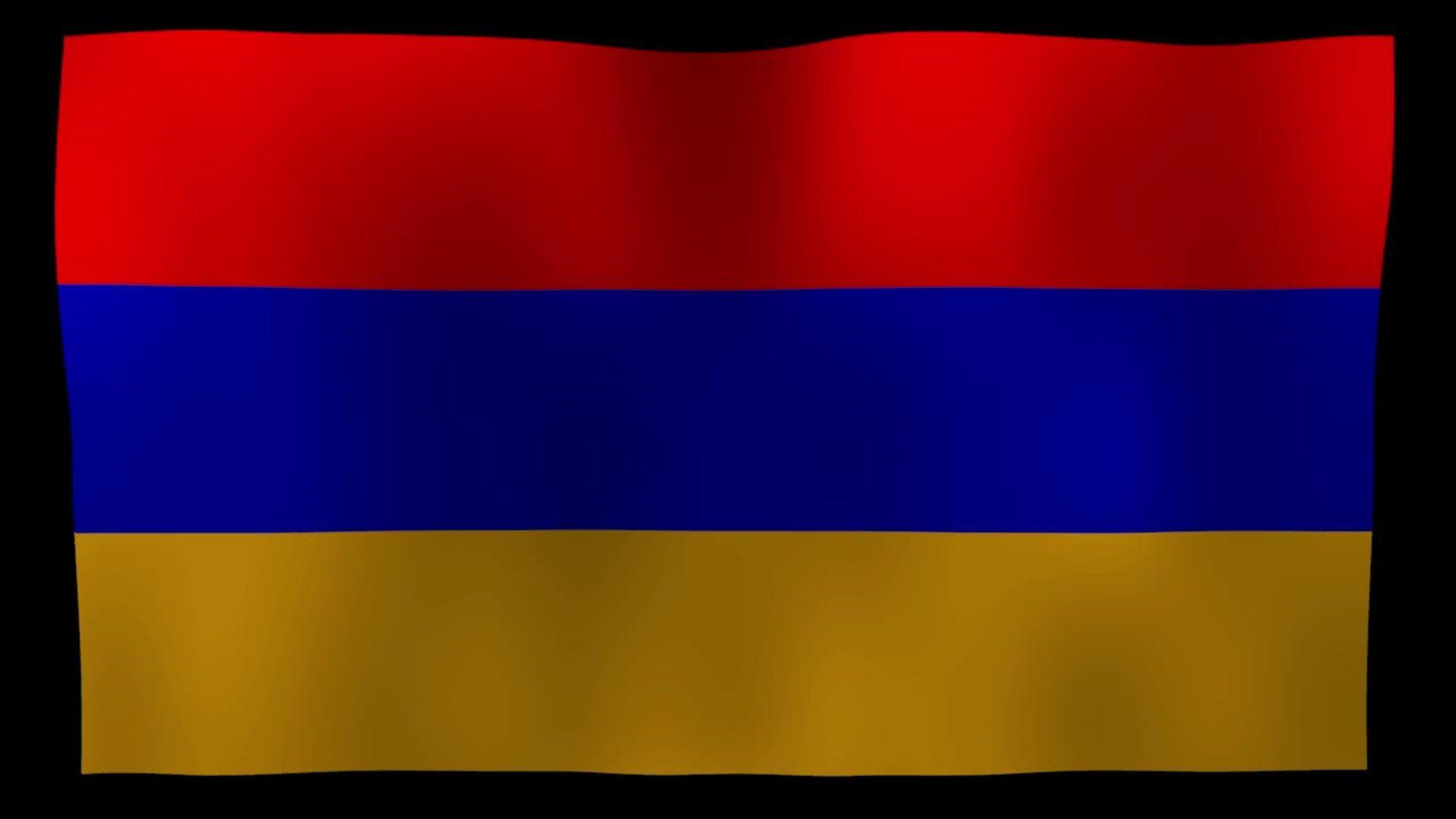 Bandera de Armenia 4K Motion Loop After Effects Plantilla - ¡Clips y ...