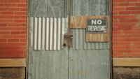 Kein übertretendes Zeichen