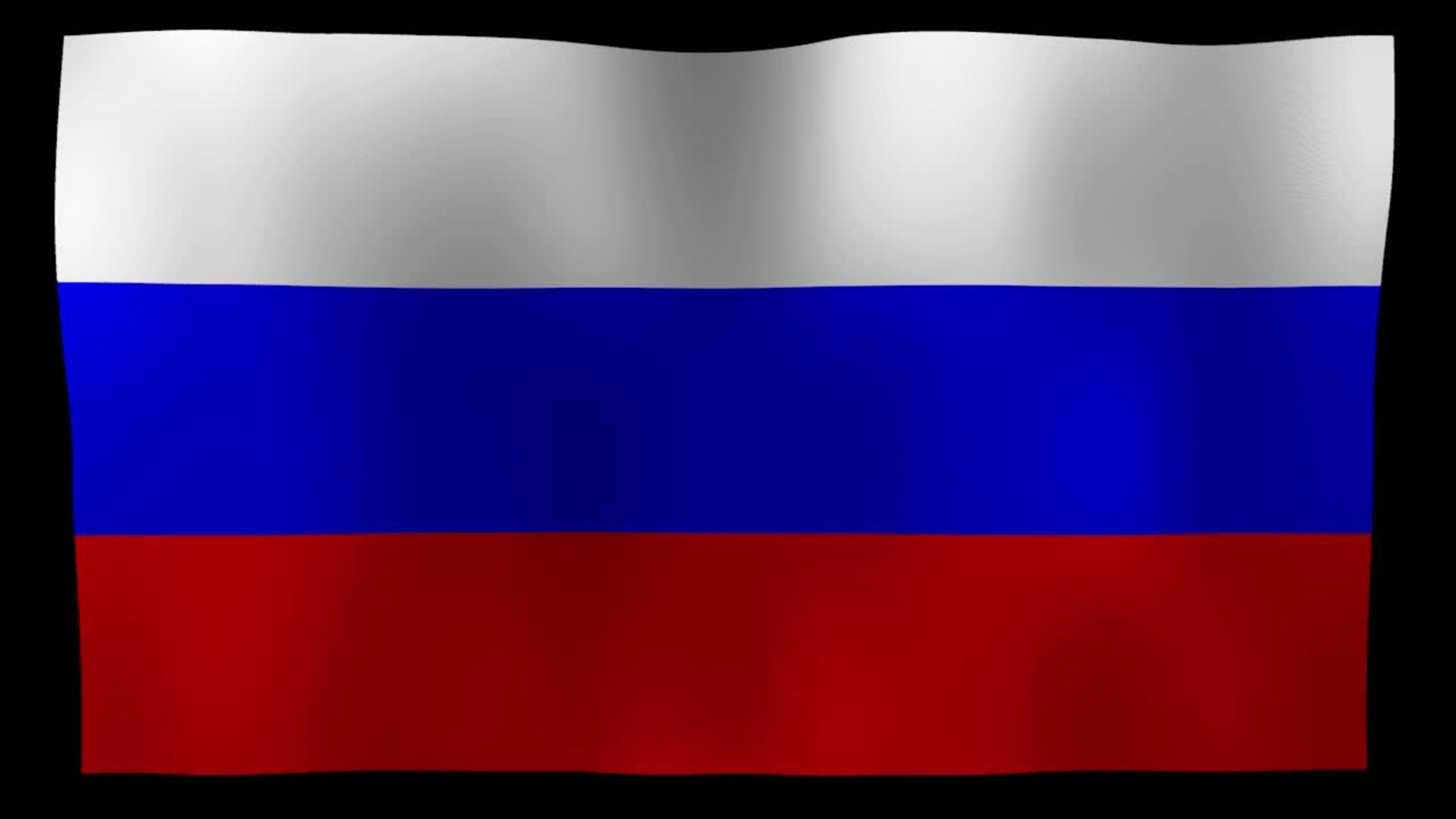 Russia Flag 4k Motion Loop After Effects Template Free Hd Video
