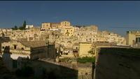Gamla italienska stadsbilden