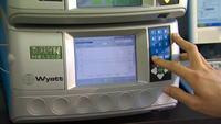 Laborausrüstung LCD-Bildschirm