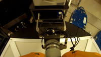 POV Robotic Arm in lab