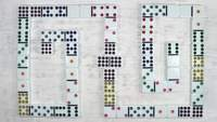 dominó stopmotion