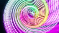 Bright-colorful-tunnel-of-light-4k-motion-background