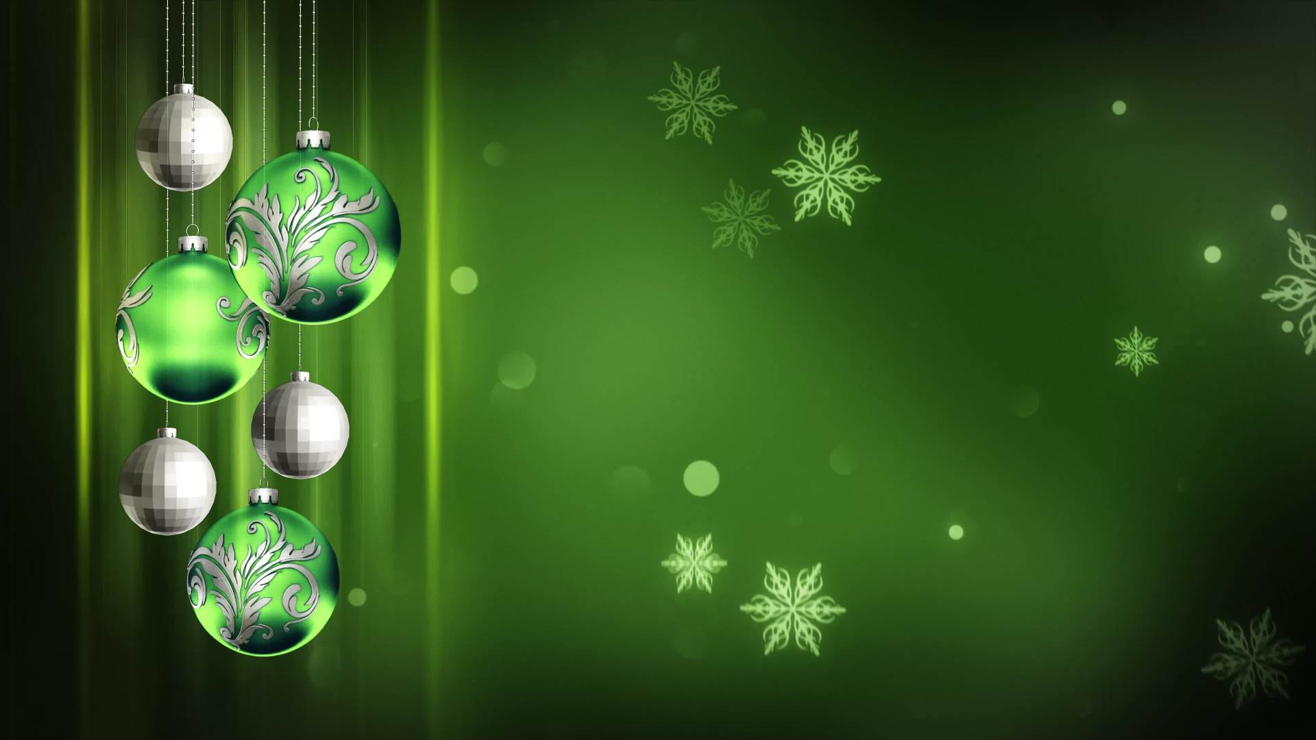 green christmas background wwwimagenesmycom
