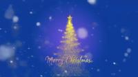 Salutations de Noël élégantes