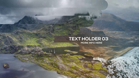 Cascading 4K Slideshow After Effects Template