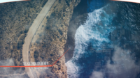 overhead paralaje 4k abrelatas plantilla de efectos