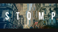 STOMP 4K Opener After Effects Template
