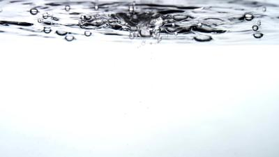 Drops of Water, Floating Bubbles
