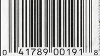 barcodes stop motion