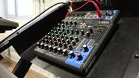 Sound tables, interfaces and mixing tables