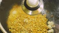 lapso de tiempo de palomitas de maíz