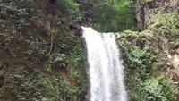 Beautiful Waterfall In Puebla Mexico