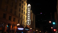 Tennessee Theater Marquee 4K